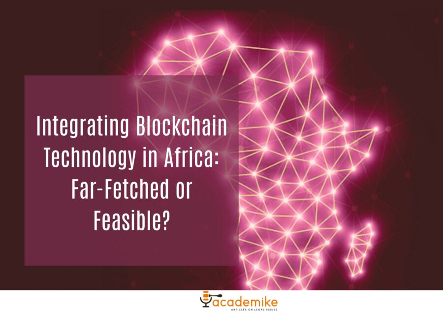 blockchain technology in africa