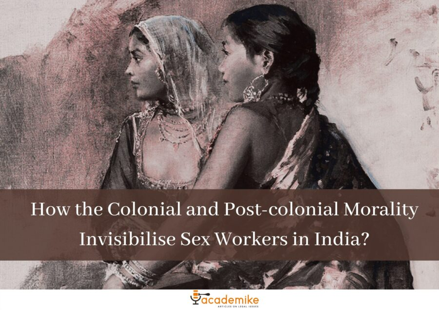 sex workers in India