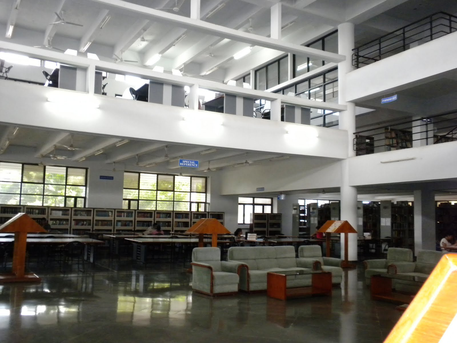 nalsar library, internship