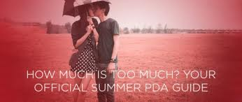pda in law school, public display of affection