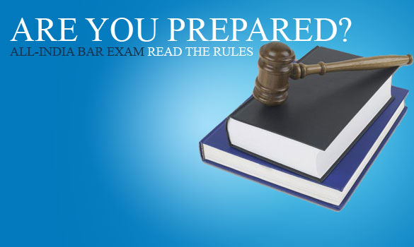 All India Bar Examination AIBE VII Has a New Syllabus