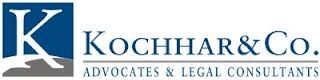 kocchar and co. internship, kocchar law firm internship