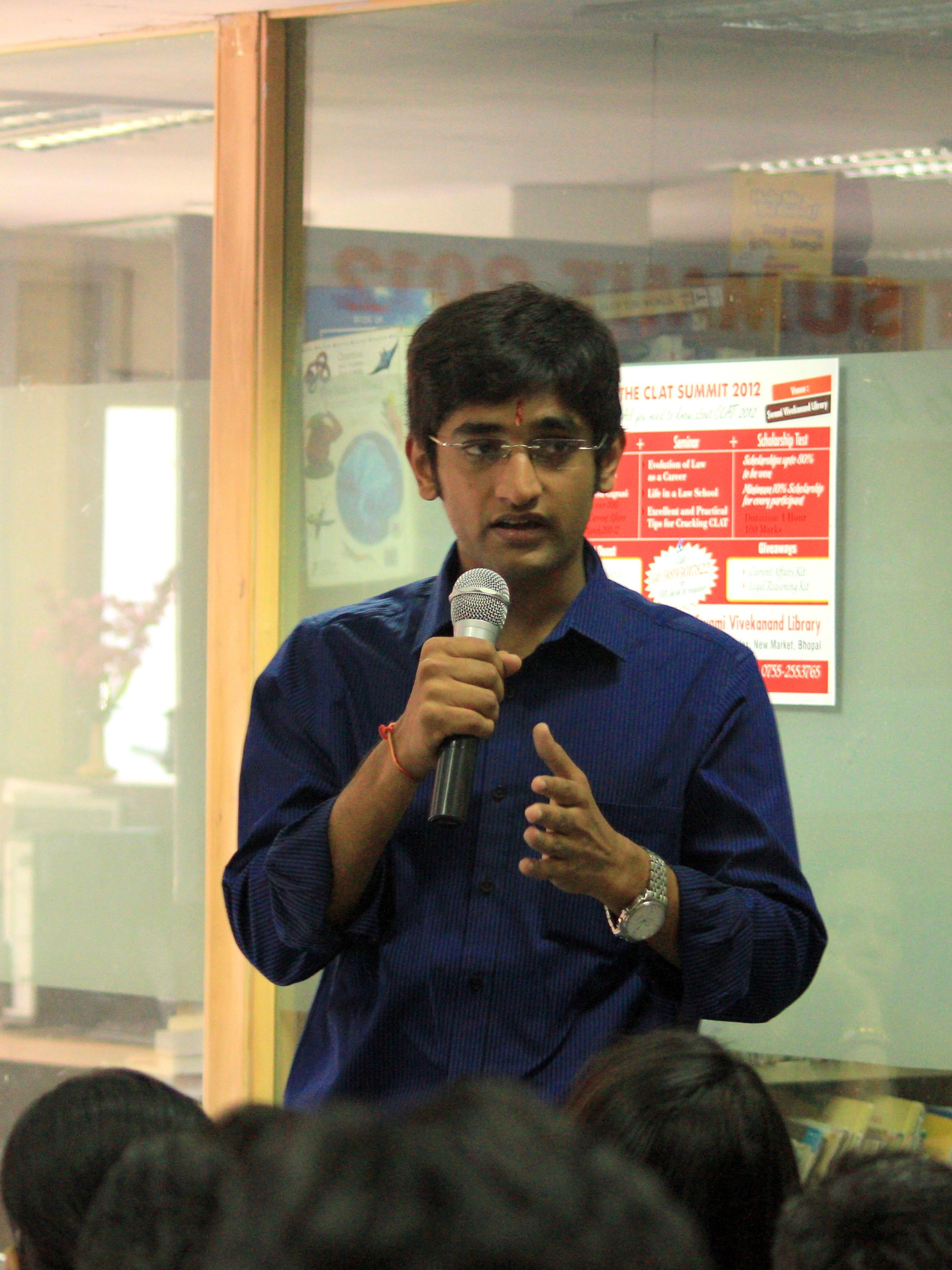 Career Talk With Harsh Gagrani of LegalEdge Tutorials: Publishing A Book; Orginality, Honesty & Awesomeness