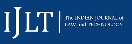 indian journal of law and technology