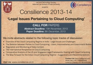nlsiu bangalore, consilience 2013-24, law and technology conference, nlsiu