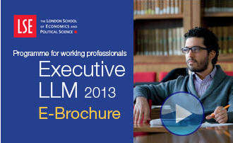 london school of economics executive llm program, lse, executive llm