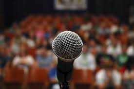 Is the fear of parents bigger than the fear of public speaking?