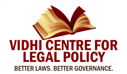 JOB POST: Senior Resident Fellow @ Vidhi Legal Policy