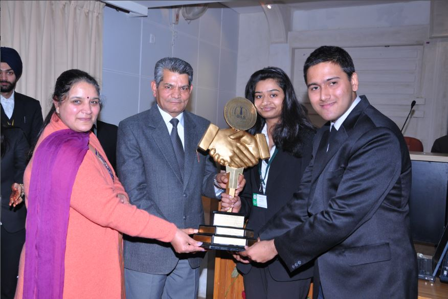 client counseling competition, uils, rmlnlu