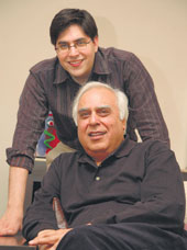 amit sibal, law students