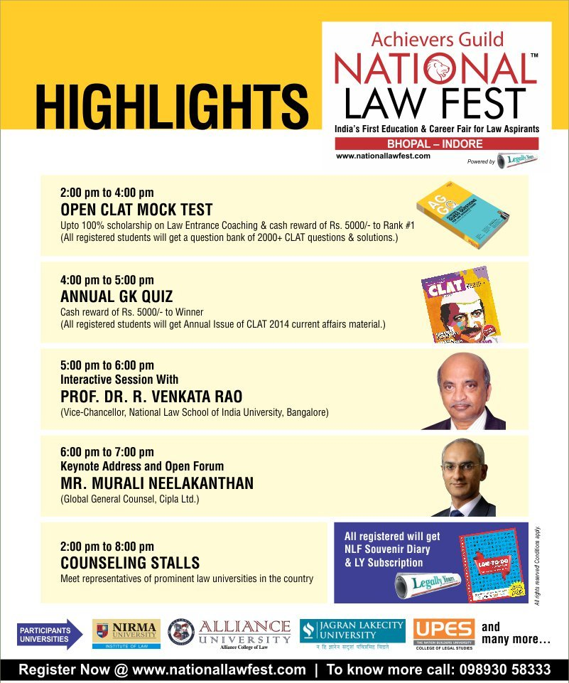 national law fest 2014