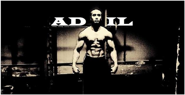 Adil Mohammad, rmlnlu spartan, bodybuilder