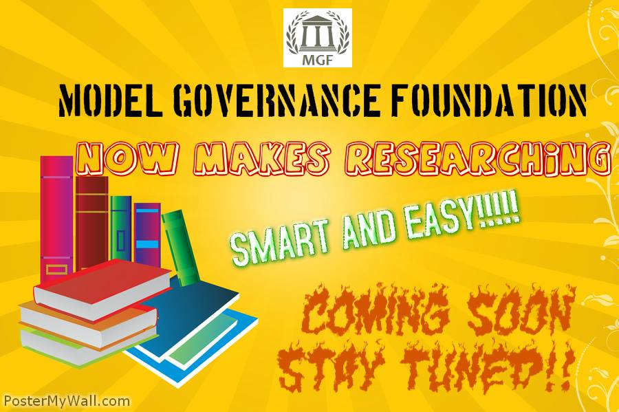 model governance foundation research methodology webinar