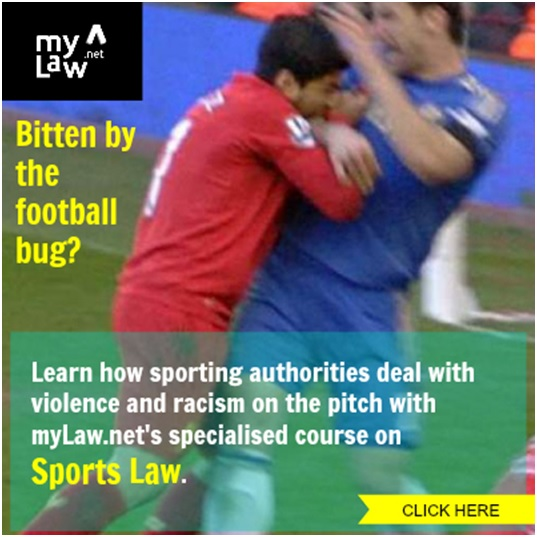 mylaw.net sports law course