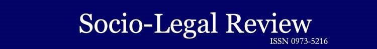 national law school of india university, nls, socio legal review, call for papers 2014