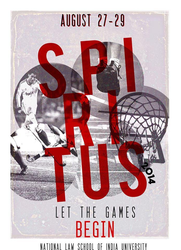 spiritus 2014, nlsiu sports fest