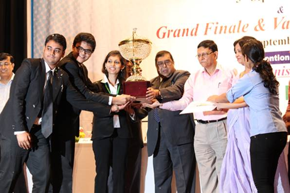Interview with Winning HNLU Team at 2nd KIIT National Moot Court Competition 2014