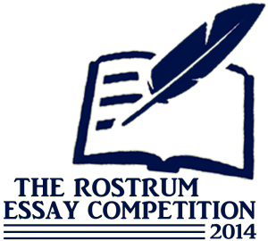 Rostrum Essay Competition, Rostrum, Alkemia, Essay competition 2014