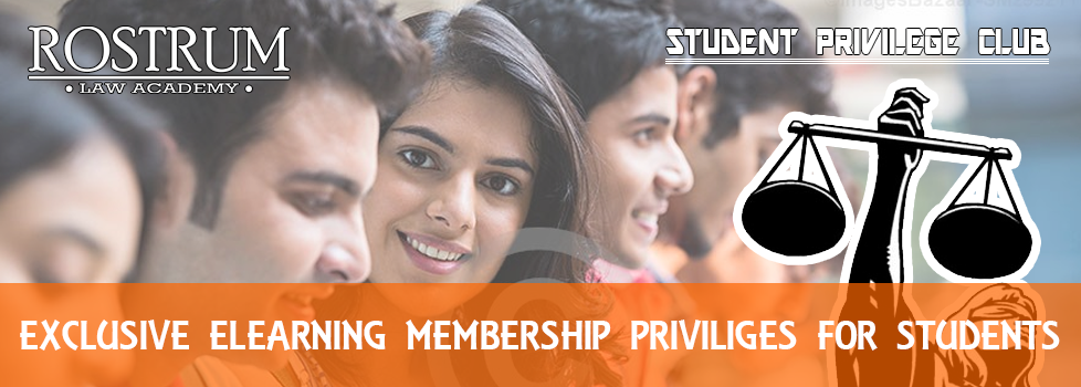 Rostrum Student Privilege Club