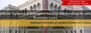 nujs business laws course, ipleaders, diploma in entrepreneurship administrations and business laws
