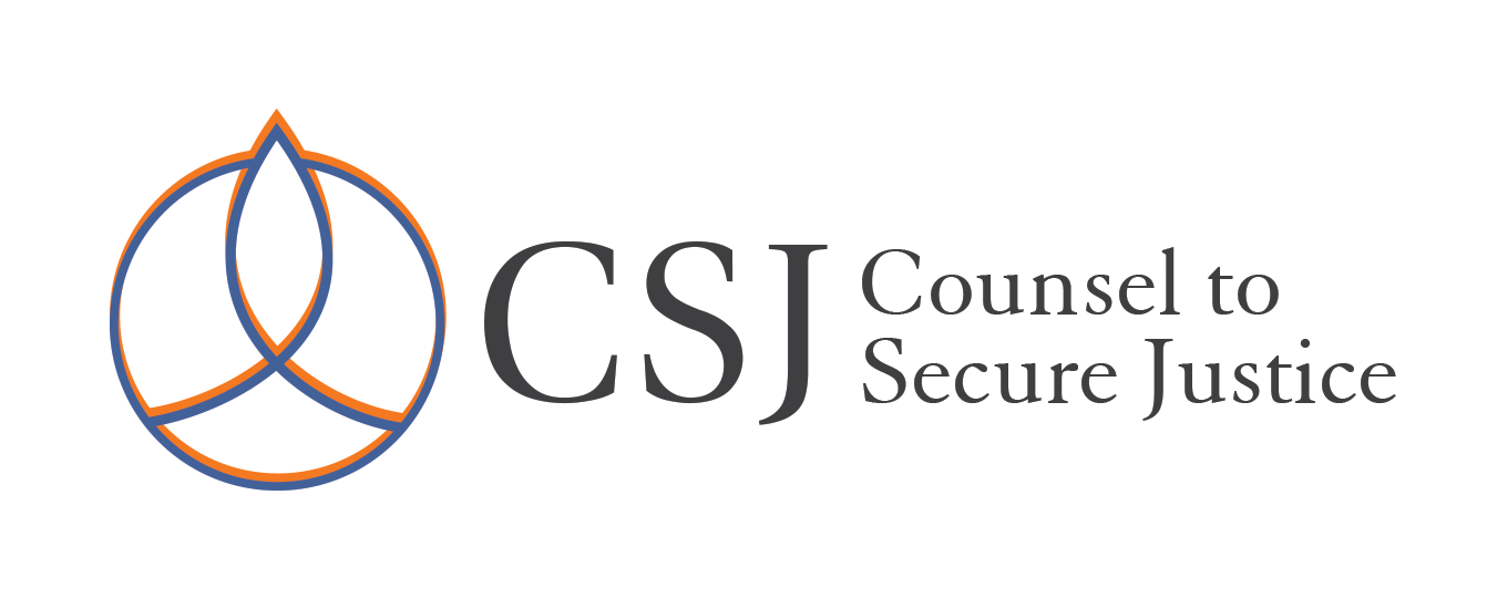Internship Counsel to Secure Justice Delhi, Internship CSJ