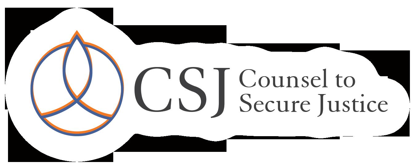 Internship Counsel to Secure Justice Delhi, Internship CSJ