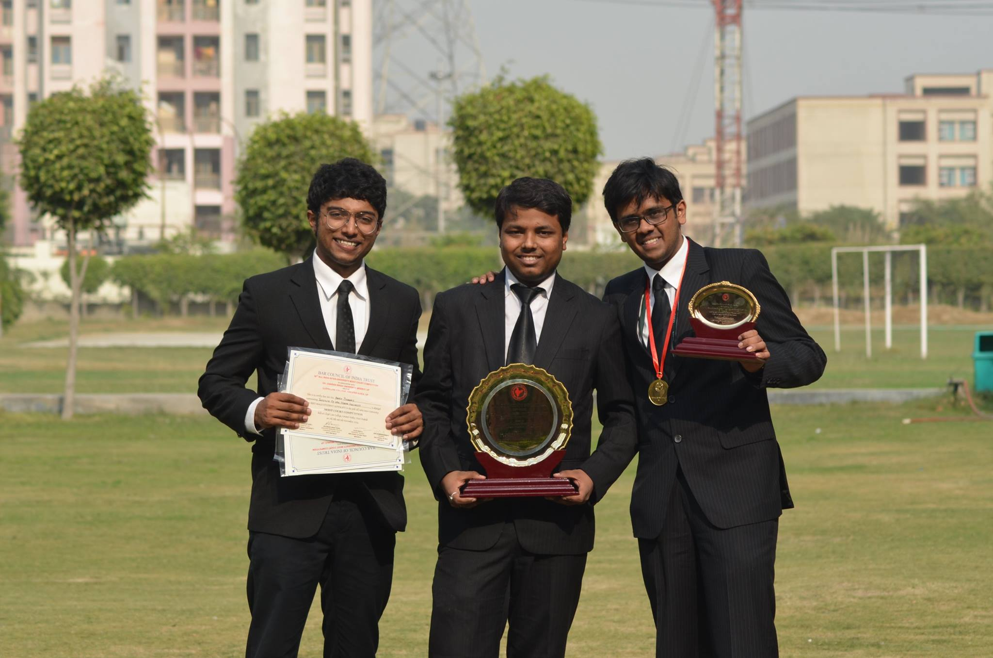 Interview with Nirma Students Who Won the 30th BCI Moot  + Download Memos | The Whatsapp Group Called Jeetne aye hai, Jeet k Jayenge