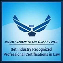 Indian Academy of Law and Management: Online Course on The Art and Plan of Cross Examination