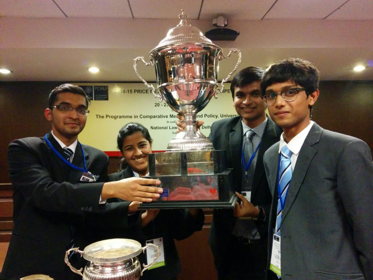 Interview: Winners of South Asia Rounds, Price Media Moot Court Competition [NLU Jodhpur]