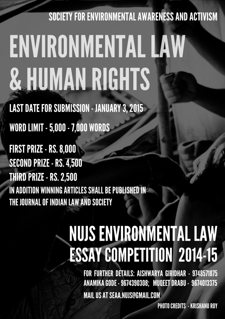 Environmental law essay