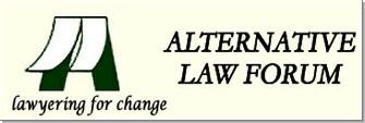 alternative law forum bangalore internship