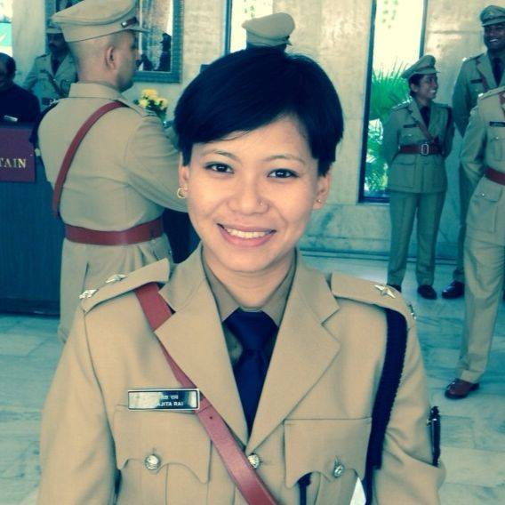 aparajita rai first ips officer from sikkim