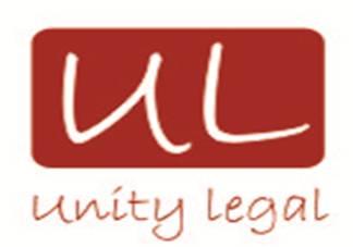 Internship Experience @ Unity Legal, New Delhi