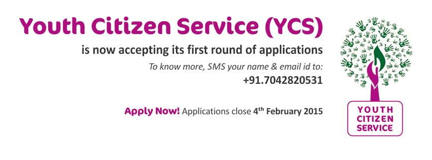 VSO and Mittika's Residential, All Expenses Paid Volunteer Program 'Youth Citizen Service' [Feb 25-April 15]; Apply by Feb 4