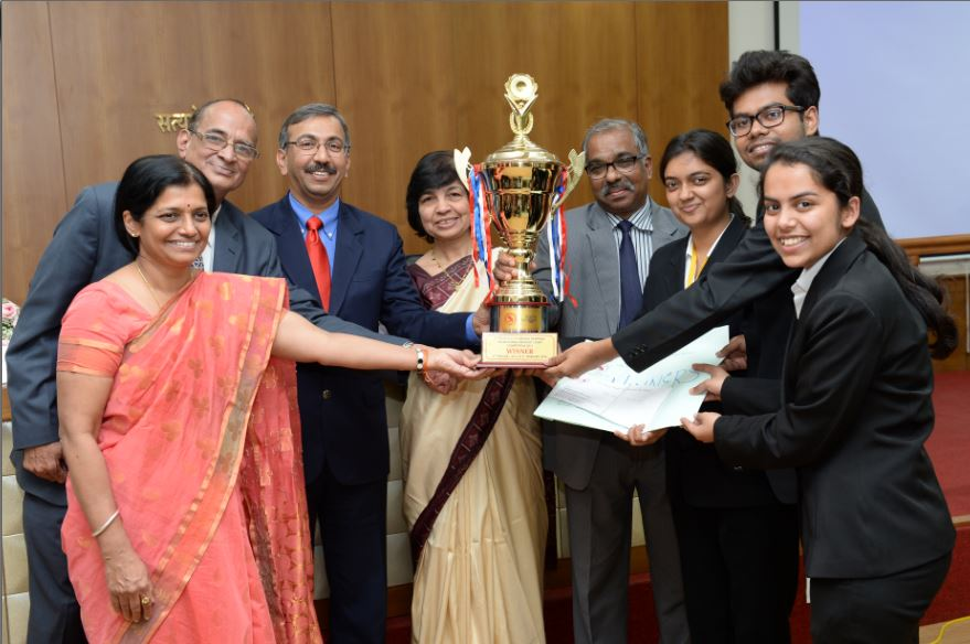 Interview of Symbiosis' B Krishna IPR Moot Winners [RMLNLU]; DOWNLOAD MEMORIALS