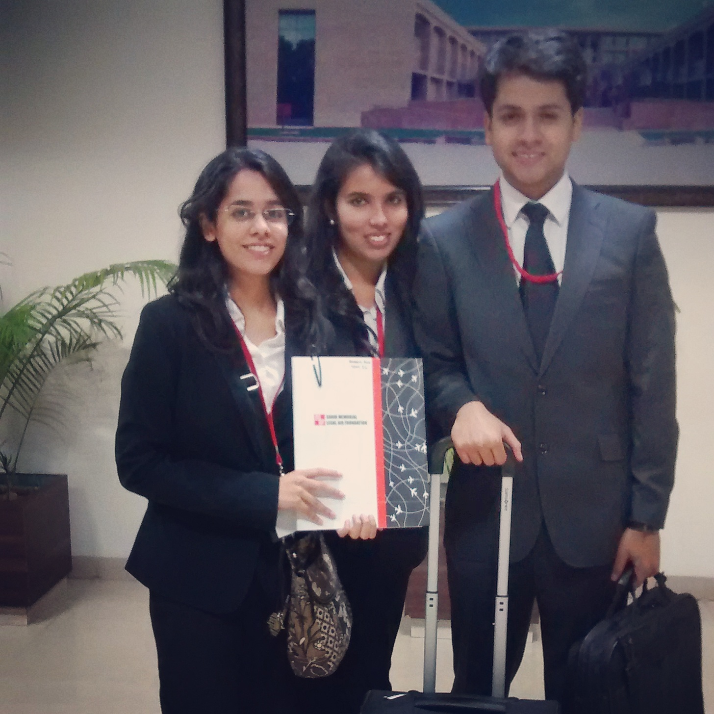 How to Prepare for <b>Leiden Sarin International Air Law Moot</b>: Symbiosis Pune's Team Tells You All About It