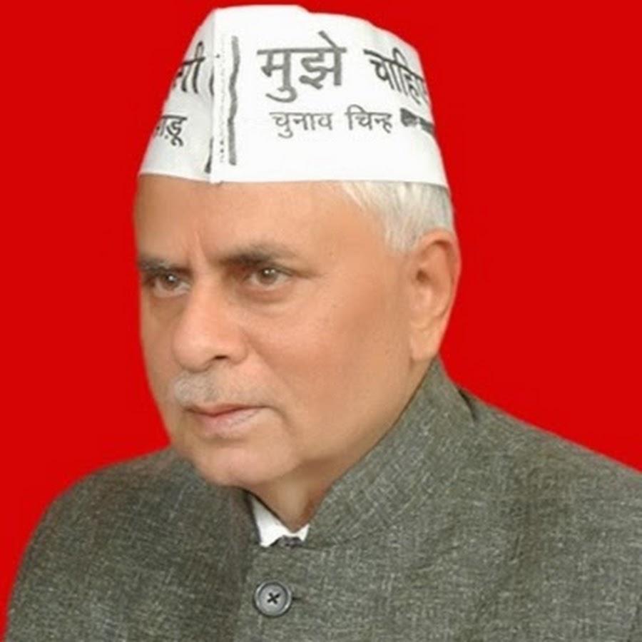 sk bagga, krishna nagar, delhi assembly elections, aap