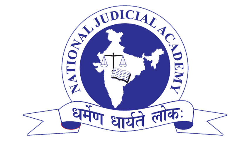 Job National Judicial Academy, Bhopal