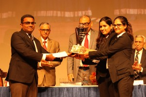 National Moot Court Competition, 2015: Winning Team