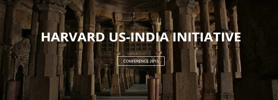The Harvard US-India Initiative 2016 Conference