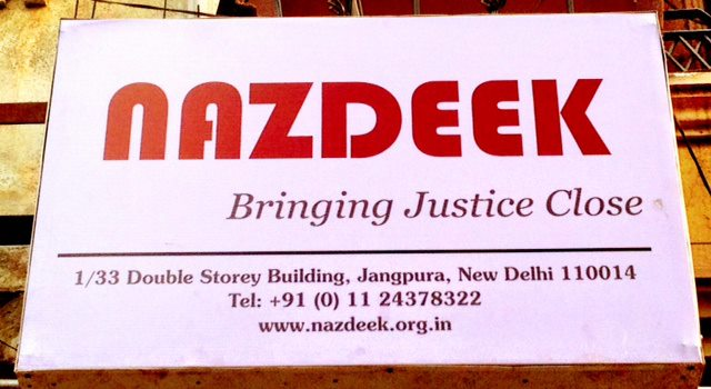 Nazdeek Volunteer Placement: Law internship Delhi