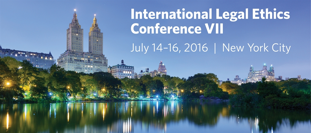 Call for Papers: IAOLE's <b>International Legal Ethics Conference</b> [July 14-16, New York]: Submit by April 1