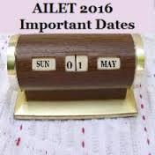 AILET 2016, AILET All India Law Entrance Test NLU Delhi