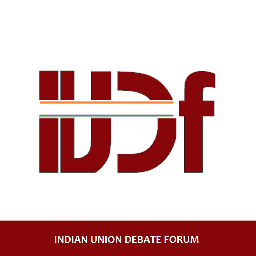 The Indian Union Debate Forum (IUDF) New Delhi