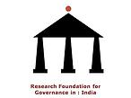 Lawyer Job Research Foundation for Governance in India