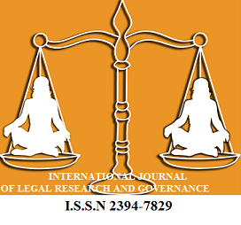 Call for Papers: International Journal of Legal Research and Governance