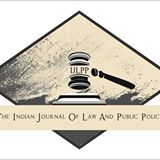 Indian Journal of Law and Public Policy