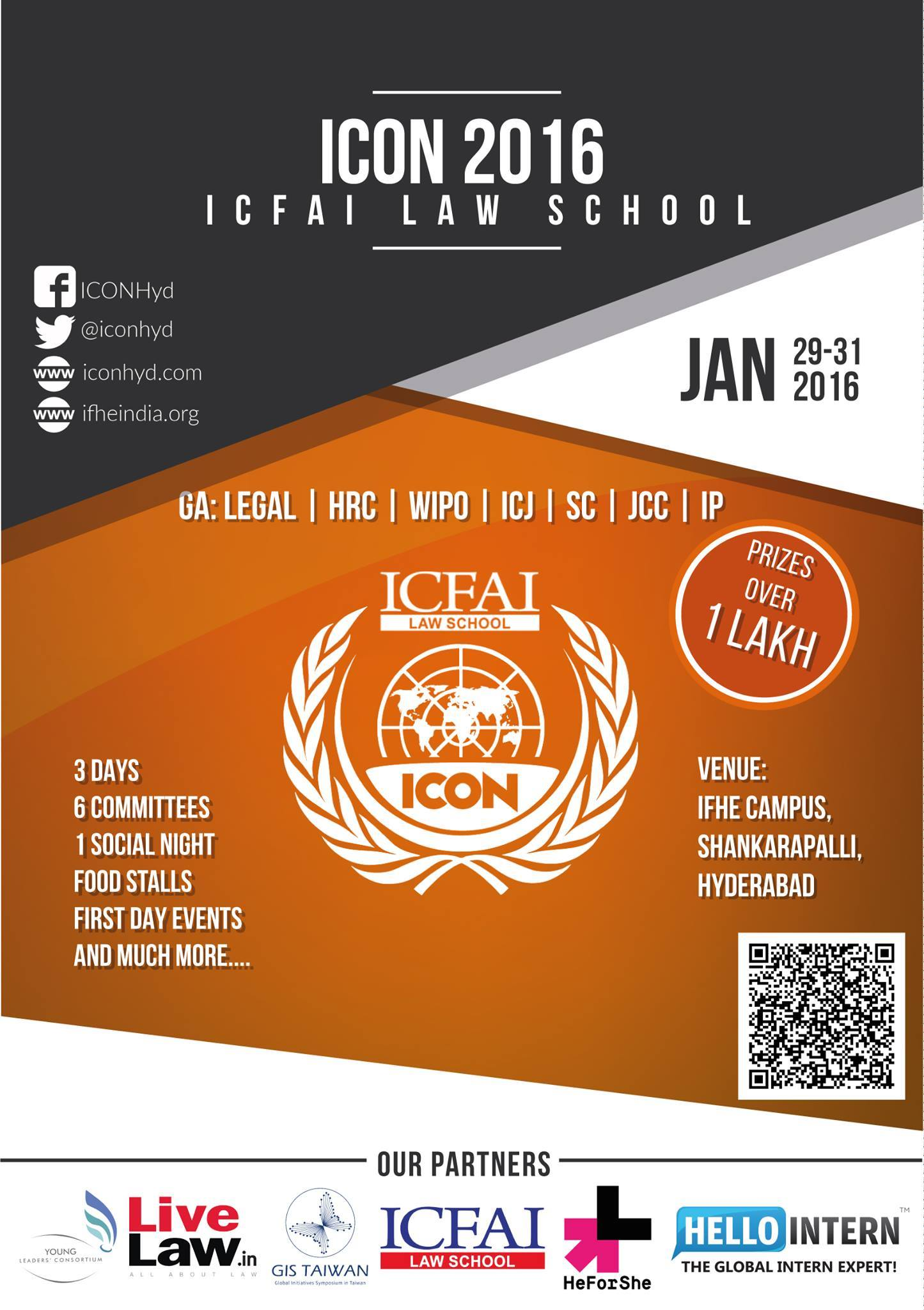 ICFAI Conference of Nations