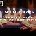 Volunteers Required: WWF's Earth Hour 2016 Campaign
