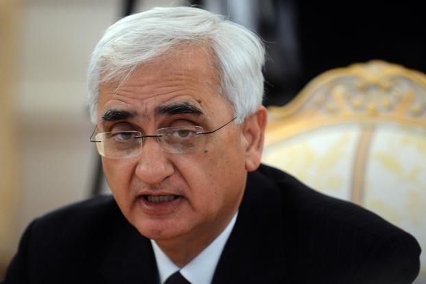 salman khurshid internship